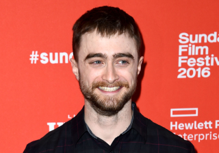 Daniel Radcliffe Played Dead on the Red Carpet For Farting Corpse Movie