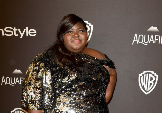 Gabourey Sidibe Was the Cutest Baby Ever! See Her Throwback Pics