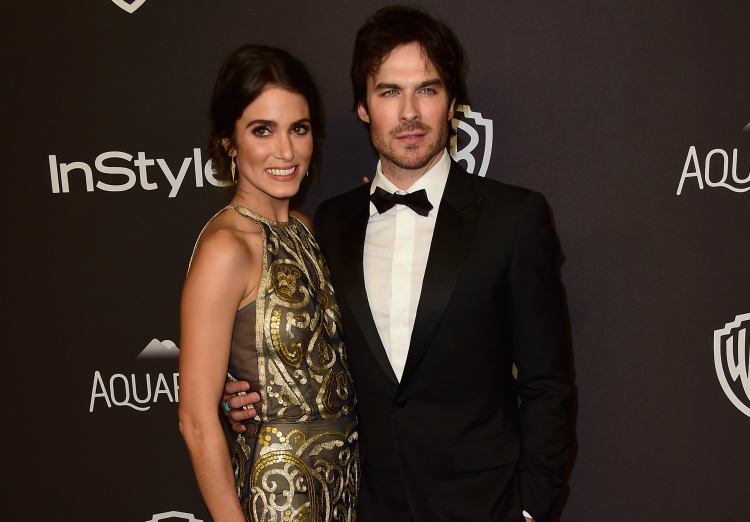 golden globes 2016 after party nikki reed ian somerhalder