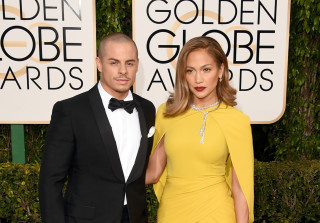 Jennifer Lopez Breaks Up With Boyfriend Casper Smart (UPDATE)