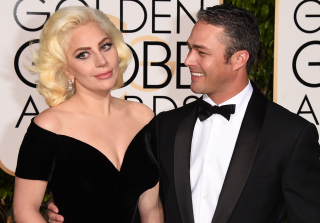 Golden Globes 2016: Lady Gaga Finally Thanks Fiancé Taylor Kinney