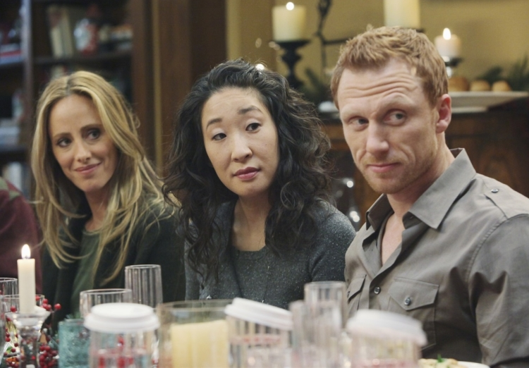 Grey's Anatomy, Cristina, Owen, Teddy