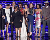 Grey's Anatomy cast at the 2016 People's Choice Awards