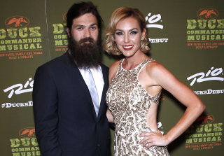 'Duck Dynasty' Stars Jep & Jessica Robertson Introduce Adopted Son (VIDEO)
