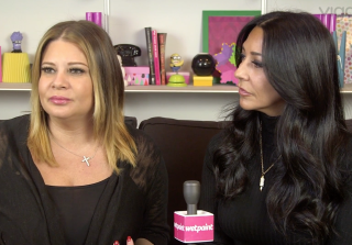 'Mob Wives' Karen Gravano Fires Back at Drita D'Avanzo! (VIDEO) — EXCLUSIVE