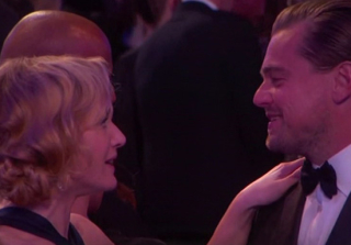 Golden Globes 2016: Leonardo DiCaprio and Kate Winslet Just Had a \'Titanic\' Reunion (VIDEO)