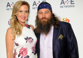 'Duck Dynasty' Stars Willie and Korie Robertson Secretly Adopted a Son (PHOTO)