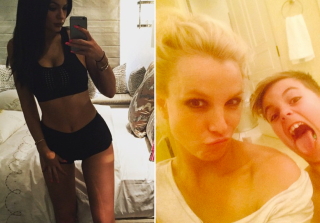 Britney Spears, Kylie Jenner, and Other Celebrity Spray Tan Disasters (PHOTOS)
