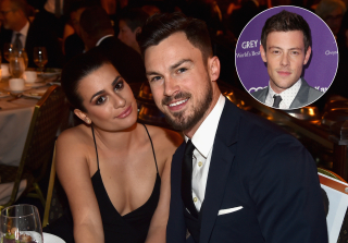 Lea Michele: Cory Monteith Would Have Loved Matthew Paetz