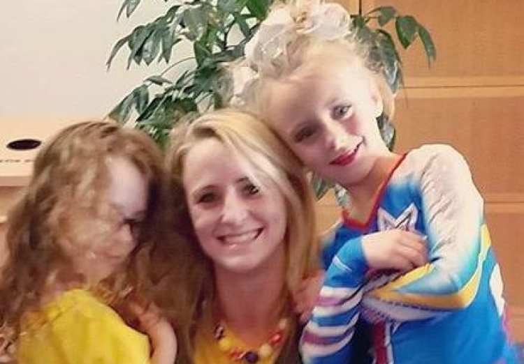 leah messer custody