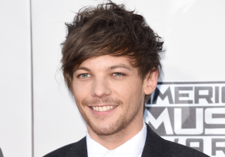Louis Tomlinson Shares First Photo of Son Freddie