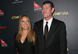 Mariah Carey Hints She's Getting a Prenup Before Marrying James Packer