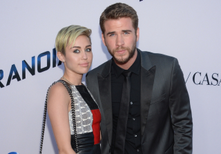 Liam Hemsworth Confirms He\'s Back With Miley Cyrus... Sort Of