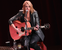 Miranda Lambert Performs At City Winery In Nashville