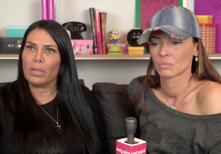 How Is Big Ang Doing? Mob Wives Stars Give an Update (VIDEO) — Exclusive