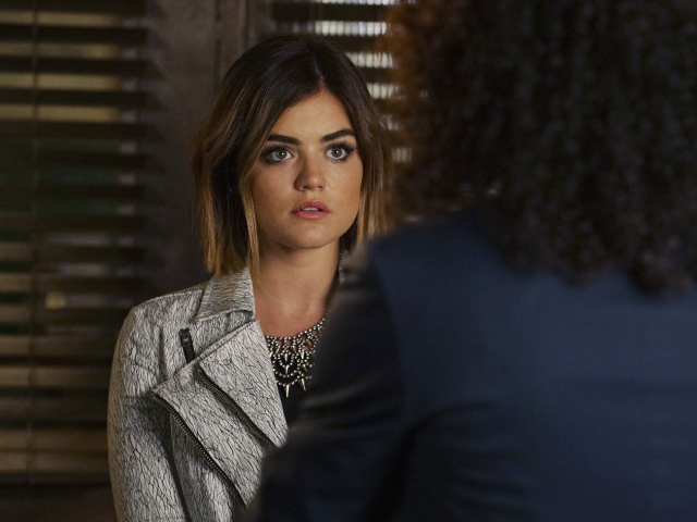 Aria Pretty Little Liars