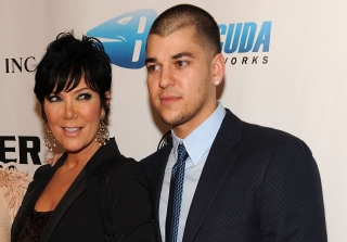 Kris Jenner Threatened to Sue Rob Kardashian Over 'Rob & Chyna' — Report