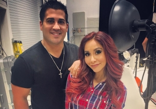 "Snooki Gushes About Her ""Picture Perfect"" Family — and Her Kids Are So Big! (PHOTO)"