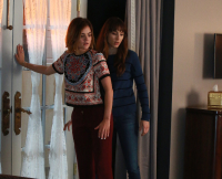 Pretty Little Liars Spencer and Aria