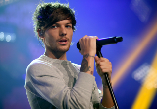 Louis Tomlinson's Baby Mama Briana Jungwirth Won't Let Him See Newborn Son — Report