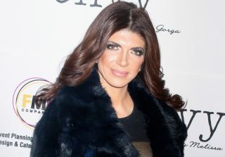 Teresa Giudice Walks First Red Carpet Since Prison Release (PHOTOS)