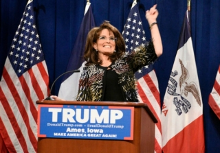 Tina Fey Outdoes Herself With Sarah Palin Impression on 'SNL' (VIDEO)