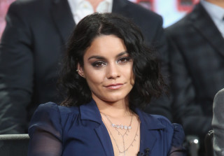 Vanessa Hudgens Gets Emotional Over Late Dad, Greg (PHOTO)