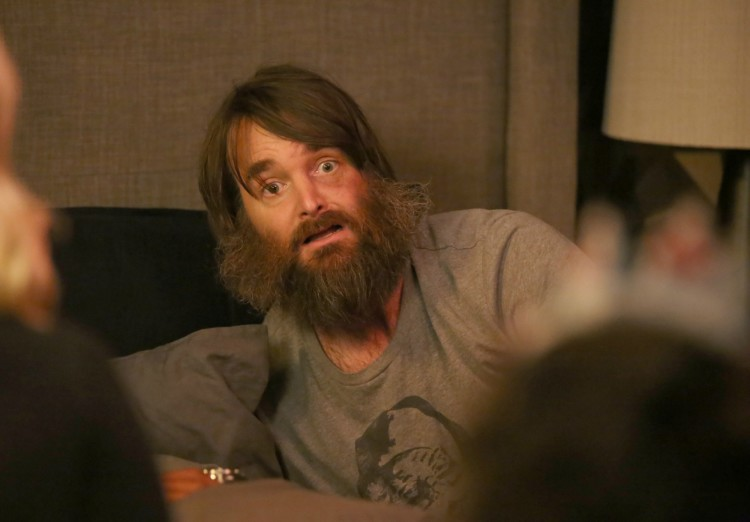 'Last Man on Earth' Star Will Forte's Half-Shaven Look Can ...