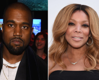 Kanye West Wendy Williams