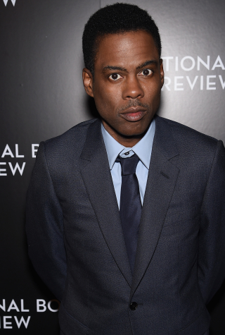Actor-Comedian Chris Rock
