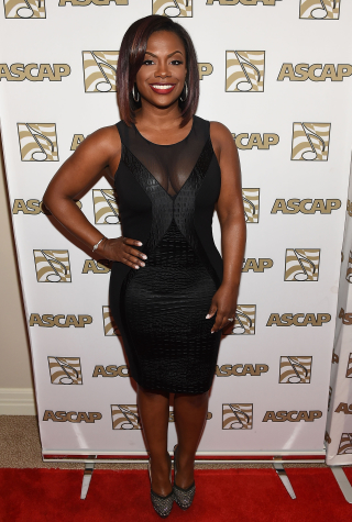 Kandi Burruss Attends the ASCAP Rhythm and Soul 3rd Annual Atlanta Legends Dinner at the Mandarin Oriental Hotel on September 25, 2014