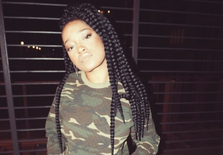 Keke Palmer Gets Sexy in Dance Cover of Rihanna\'s \