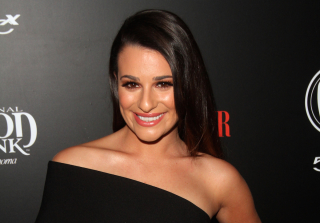 Lea Michele Flaunts Killer Abs on First Red Carpet Post-Split (PHOTOS)
