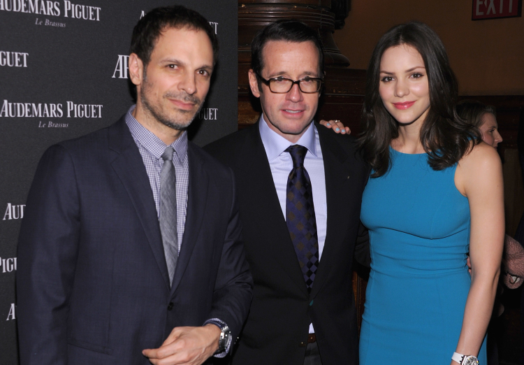 Nick Cokas, Francois-Henry Bennahmias and Katharine McPhee Attend Royal Oak 40 Years From Avant-Garde to Icon at the Park Avenue Armory on March 22, 2012