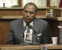 O J Simpson Road Rage Trial