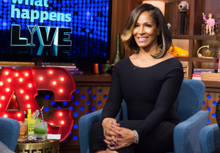 Sheree Whitfield Shades the 'RHOA' Newbies (VIDEO)