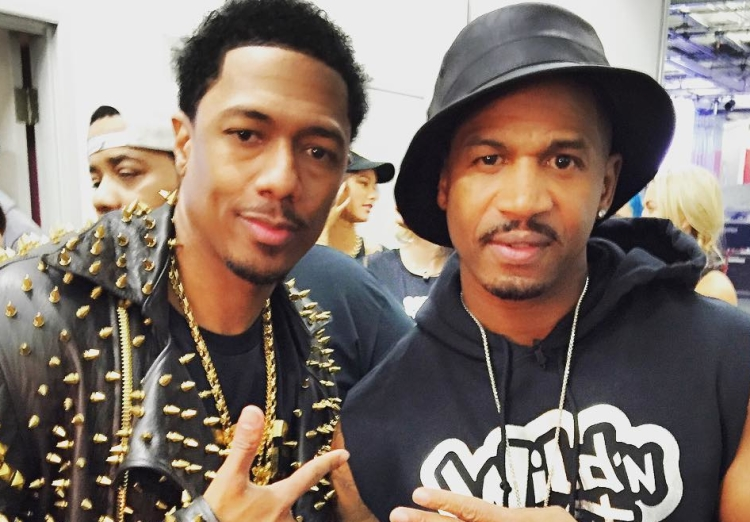 Stevie J. and Nick Cannon Wild 'N Out