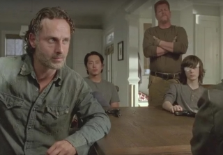 "'The Walking Dead' Season 6 Promo For Episode 11 ""Knots Untie"" (VIDEO)"