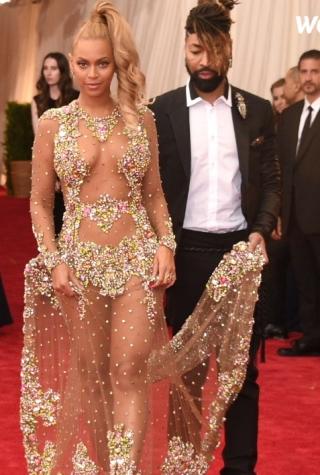 Ty Hunter and Beyonce