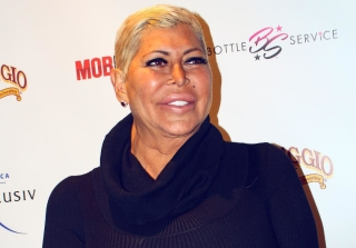 Mural of 'Mob Wives' Star Big Ang Unveiled in Staten Island (PHOTOS)