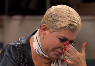 Big Ang Breaks Down on \'Dr. Oz\' Over Stage 4 Cancer Diagnosis