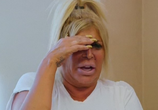 "Big Ang Reveals on 'Mob Wives' She Wasn't Ready to Die: ""I Am Not Done Here"""