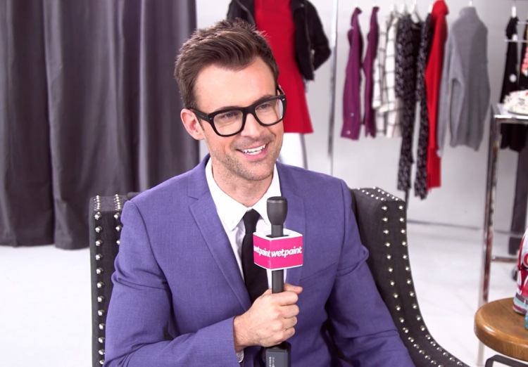 Brad Goreski Talks Grammys, Red Carpet
