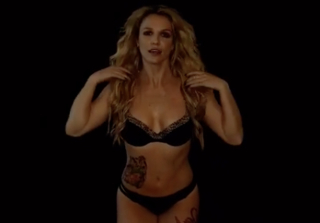 "Britney Spears Flaunts Body in ""Breathe on Me"" Music Video Teasers"