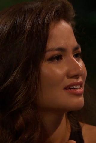 Caila Quinn on Bachelor