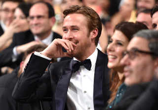 9 Celebrities Who Understandably Crush on Ryan Gosling (PHOTOS)