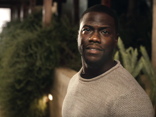 Celebrity Super Bowl commercials, Kevin Hart
