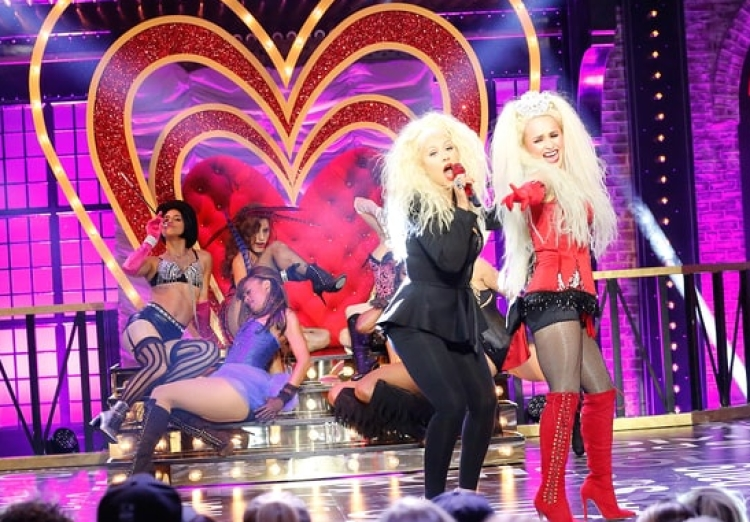 christina aguilera lip sync battle lady marmalade