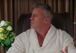 Matt LeBlanc and Charlie Sheen Star in Opening Sketch For James Burrows Tribute (VIDEO)
