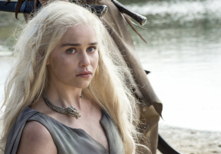 Emilia Clarke Defends \'Game of Thrones\' Against Anti-Feminist Label